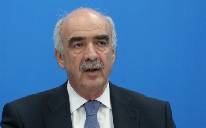 Στο εκλογικό συνέδριο του ΕΛΚ ο Ευ. Μεϊμαράκης