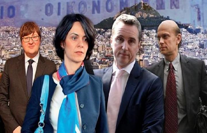 Ολοκληρώθηκε η συνάντηση των Τσακαλώτου - Φλαμπουράρη με τους θεσμούς