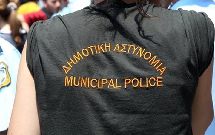 Από σήμερα στους δρόμους της Αθήνας η Δημοτική Αστυνομία
