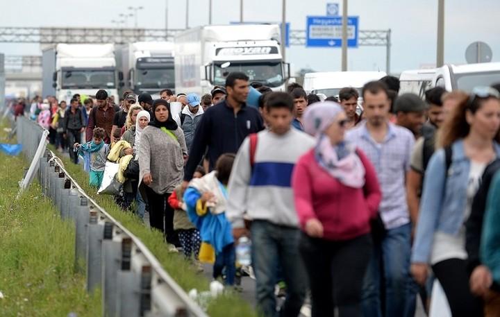 FAZ: Η Ελλάδα διαθέτει ισχυρά διαπραγματευτικά χαρτιά λόγω προσφυγικού