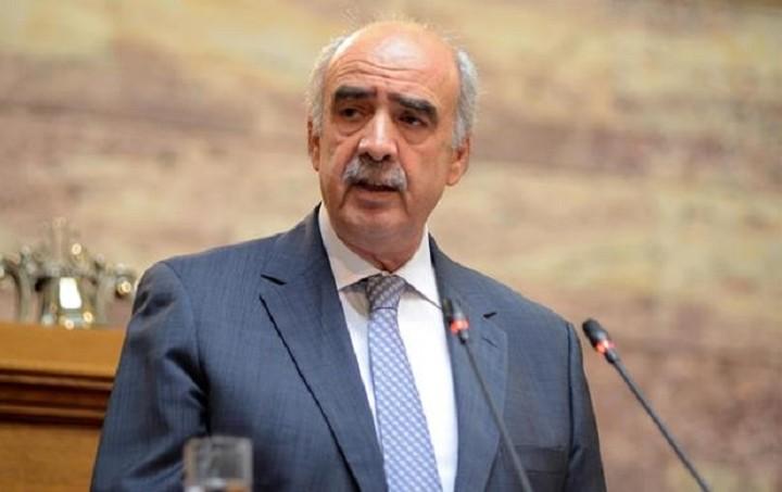 Μεϊμαράκης: Η κυβέρνηση πρέπει να αναλάβει τις ευθύνες της