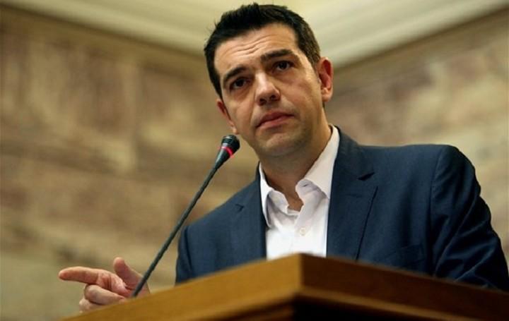 Τσίπρας: «Ως μέλος της ευρωπαϊκής ηγεσίας αισθάνομαι ντροπή»