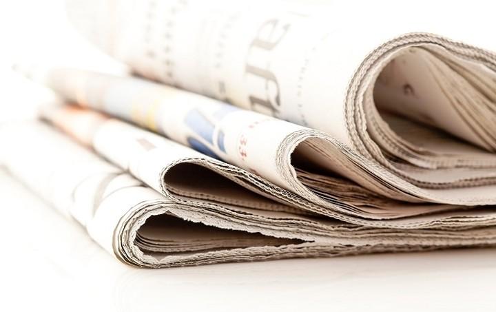 Oι εφημερίδες σήμερα Σάββατο (31.10.15)