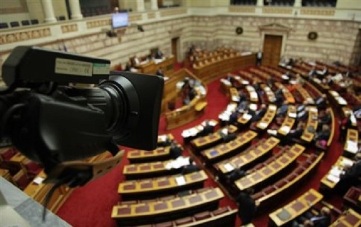 Στην Ολομέλεια της Βουλής το νομοσχέδιο για την ανακεφαλαιοποίηση των τραπεζών