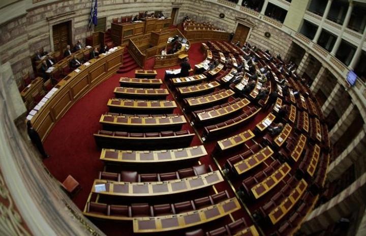 Ψηφίστηκε με ευρεία πλειοψηφία το νομοσχέδιο για την ανακεφαλαιοποίηση των τραπεζών