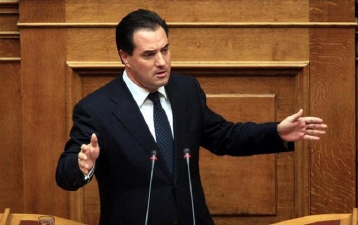 Αδ. Γεωργιάδης: Η διαδικασία για την εκλογή προέδρου στη ΝΔ εξελίσσεται σε «σούπα»