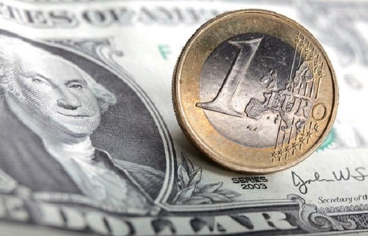 Ανοδική πορεία σήμερα για το ευρώ έναντι του δολαρίου