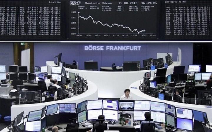 Με κέρδη έκλεισαν τελικά οι ευρωαγορές