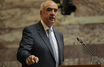 Αντίθετος με τον τρόπο εκλογής προέδρου της Ν.Δ. είναι ο Μεϊμαράκης