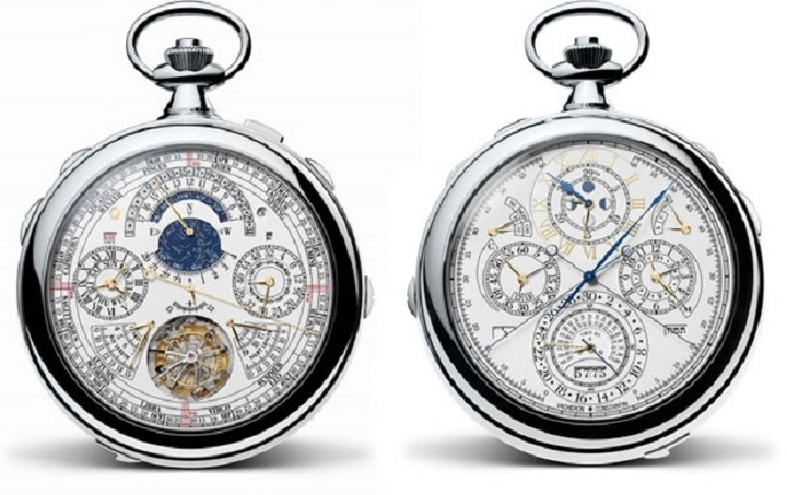 Αυτό είναι το πιο περίπλοκο μηχανικό ρολόι στον κόσμο