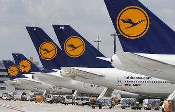 Από σήμερα ξεκινά η μεγαλύτερη απεργία στην ιστορία της Lufthansa - Ακυρώνονται πτήσεις