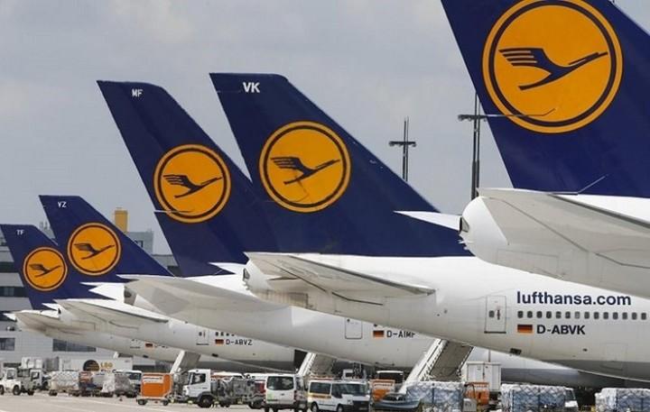 Ακυρώθηκαν 929 πτήσεις της Lufthansa σήμερα