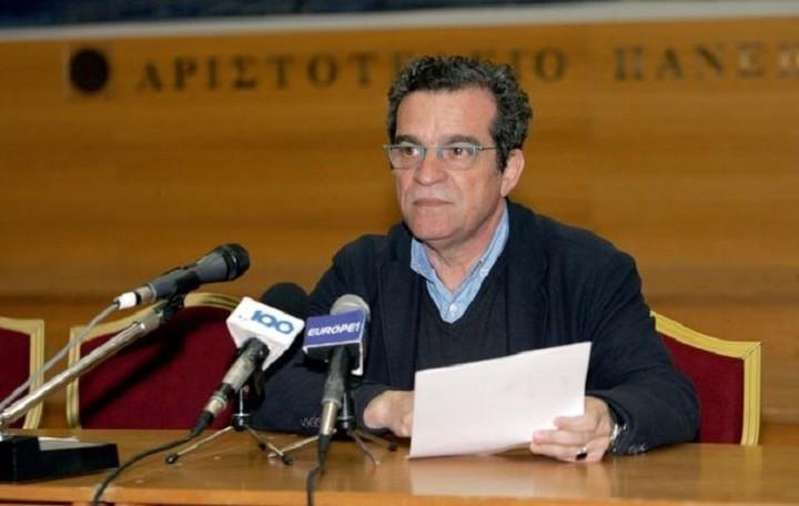 Νέος γ.γ. του υπουργείο Παιδείας είναι ο Γιάννης Παντής