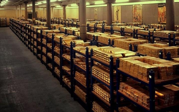 Αυτές οι χώρες έχουν τα μεγαλύτερα αποθέματα χρυσού στον κόσμο (λίστα)