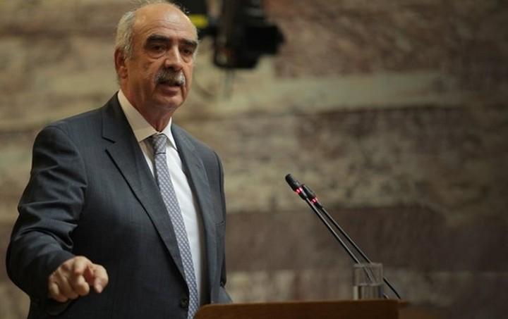 Μεϊμαράκης: Η Νέα Δημοκρατία δεν θα ψηφίσει κανένα φορολογικό μέτρο