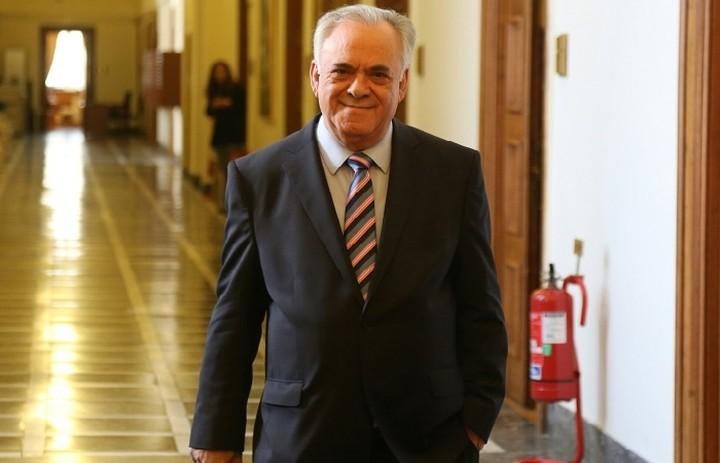 Συνάντηση Δραγασάκη με τις διοικήσεις των ελληνικών τραπεζών