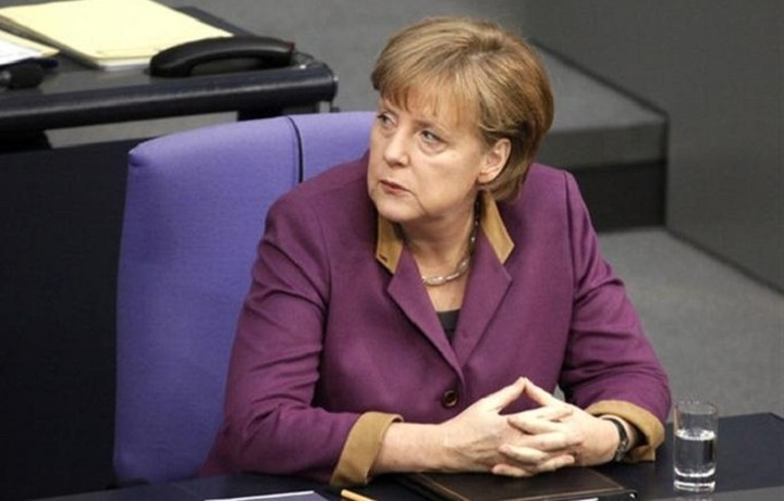 Σύσκεψη Μέρκελ με υπουργούς για θέματα ασφαλείας