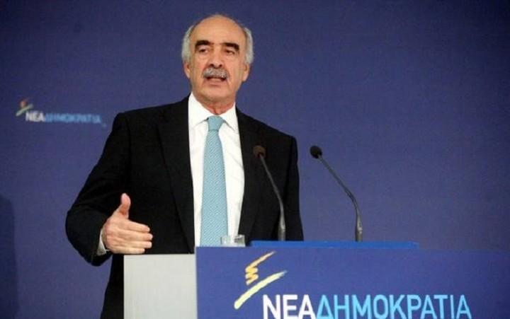 Μεϊμαράκης: Η κυβέρνηση απέδειξε για άλλη μια φορά πόσο πολύ εξαπάτησε το λαό