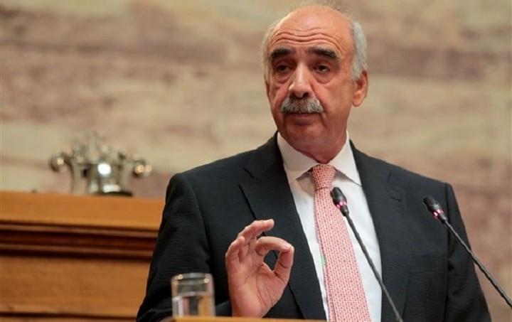 Μεϊμαράκης: Προτίθεμαι να παραιτηθώ από μεταβατικός πρόεδρος της ΝΔ