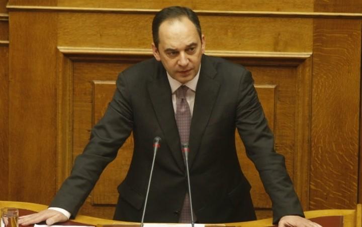 Νέος αντιπρόεδρος της ΝΔ ο Γιάννης Πλακιωτάκης