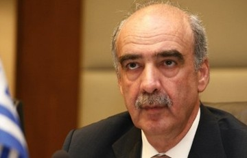 Μειμαράκης: «Παραδίδω την Προεδρία του κόμματος»
