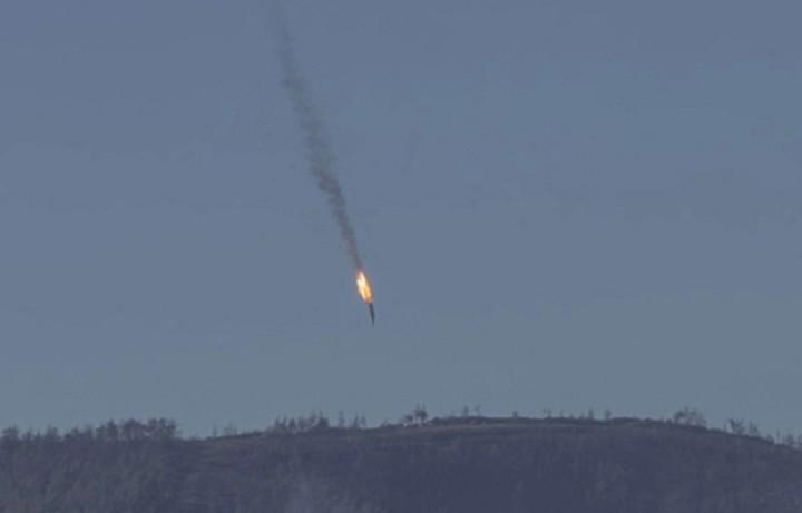 Το ρώσικο μαχητικό παραβίασε για 17'' τον εναέριο χώρο της Τουρκίας- Η κατάρριψή του έγινε πάνω από συριακό έδαφος