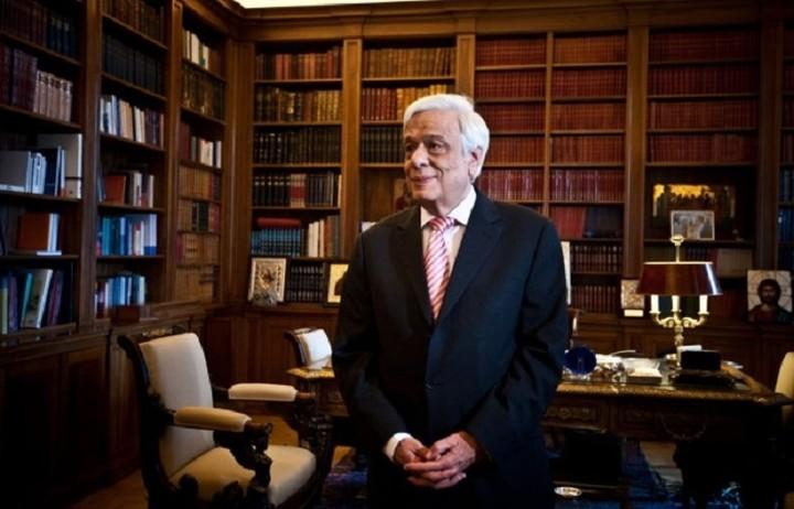 Παυλόπουλος: «Πρέπει να σταματήσουμε τους τρομοκράτες, όχι όποιον ζητά άσυλο»