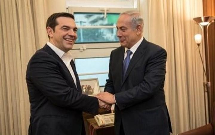 Τσίπρας - Νετανιάχου: Συνεργασία Ελλάδας και Ισραήλ σε τουρισμό, ενέργεια και έρευνα