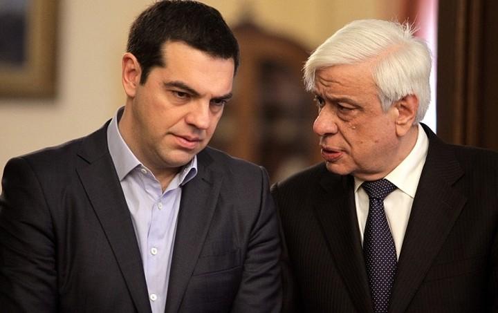 Σύσκεψη πολιτικών αρχηγών ζήτησε ο Τσίπρας από τον ΠτΔ