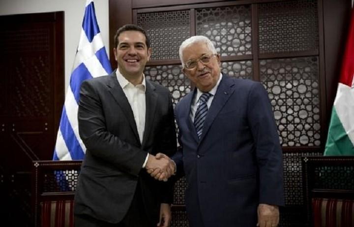 Στις 21 Δεκεμβρίου επισκέπτεται την Αθήνα ο Αμπάς-  Η Ελλάδα θα αναγνωρίσει το Παλαιστινιακό Κράτος