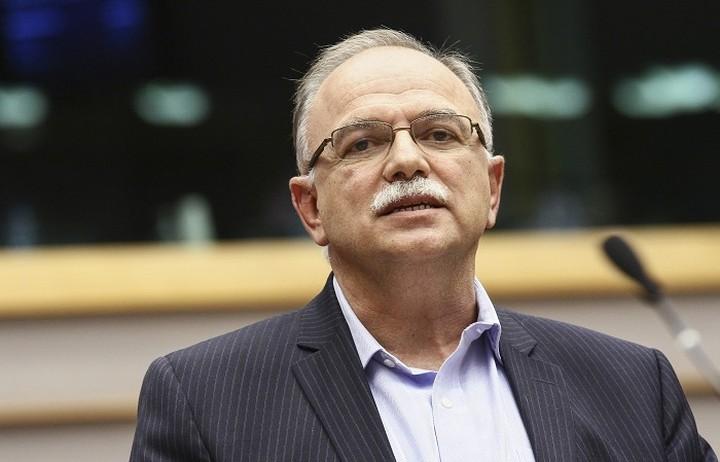 Παπαδημούλης: «Δεν είναι ώρα για μικροπολιτική»