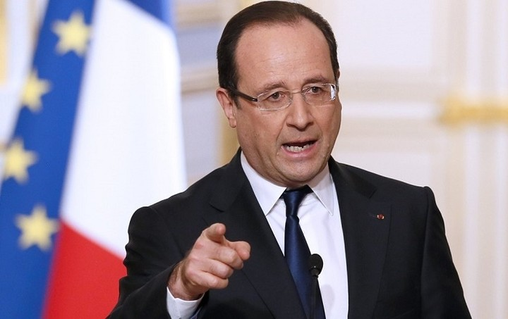 """Ολάντ: """"Το μέλλον του πλανήτη"""" θα αποφασιστεί στη Σύνοδο Κορυφής στο Παρίσι"""