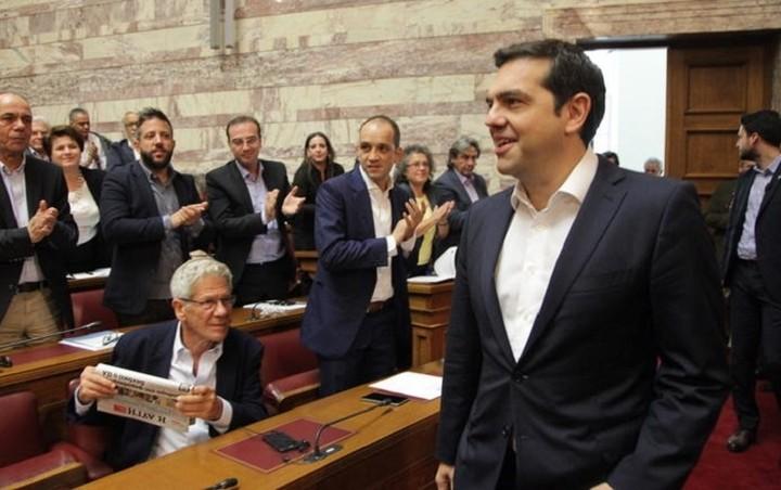 Συνεδριάζει αύριο η ΚΟ του ΣΥΡΙΖΑ υπό τον Αλέξη Τσίπρα