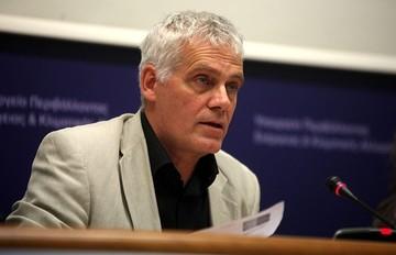 Ο Γιάννης Τσιρώνης θα συμμετάσχει στη διάσκεψη για την Κλιματική Αλλαγή