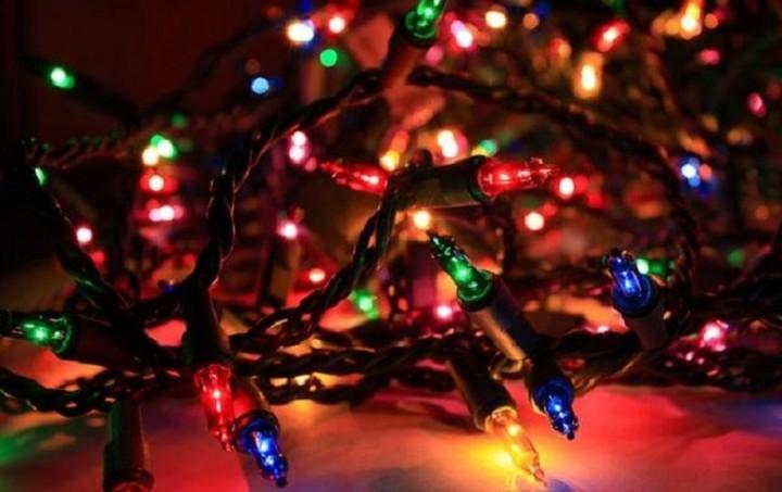 Τα λαμπάκια του χριστουγεννιάτικου δέντρου επηρεάζουν το Wi-Fi