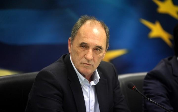 Σταθάκης: Η Ελλάδα μπορεί να αποτελέσει πόλο σταθερότητας και ανάπτυξης