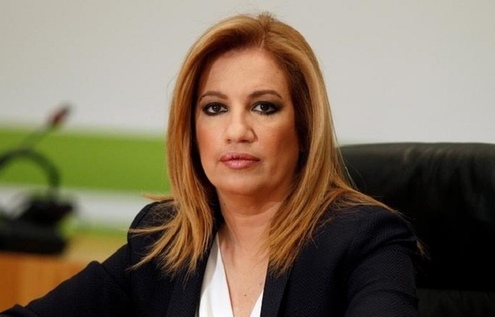 Γεννηματά: Ο Τσίπρας επιβάρυνε επιπλέον την οικονομία με κόστος δεκάδων δισ. ευρώ