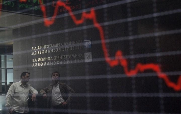 Χρηματιστήριο Αθηνών: Με απώλειες η πρεμιέρα των τραπεζών