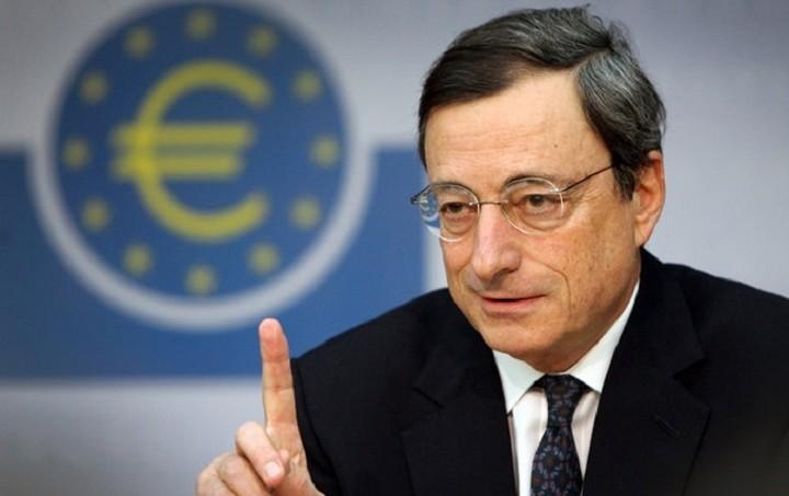 Ντράγκι: Η ΕΚΤ είναι έτοιμη να λάβει δράση αν κριθεί αναγκαίο