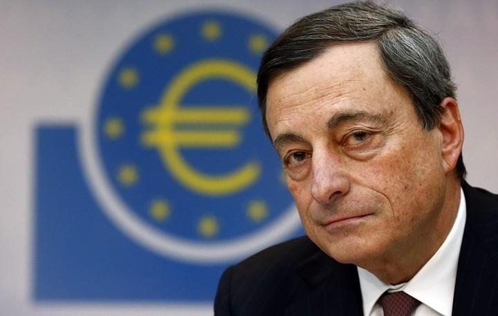 Ντράγκι: Η ΕΚΤ χρησιμοποιεί όλα τα μέσα που είναι διαθέσιμα για την ποσοτική χαλάρωση