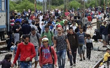Ομαλή η ροή προσφύγων στην ουδέτερη ζώνη της Ειδομένης