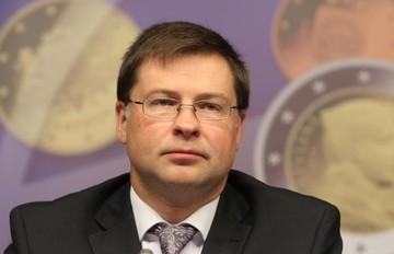 Ντομπρόβσκις: Να διασφαλιστεί ένα ανταποδοτικό συνταξιοδοτικό σύστημα στην Ελλάδα