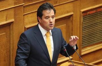 Γεωργιάδης: Επιχειρηματίες επιθυμούν να χειραγωγήσουν το εκλογικό αποτέλεσμα στη Ν.Δ.