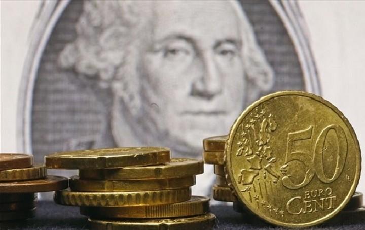Ενίσχυση 0,30% του ευρώ έναντι του δολαρίου