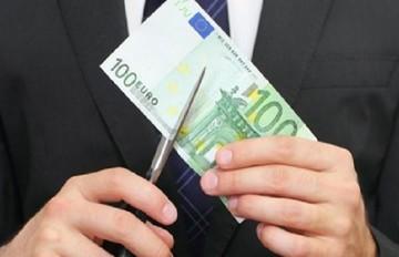 Πόσο μειώνονται οι μισθοί λόγω της αύξησης των εισφορών (πίνακας)