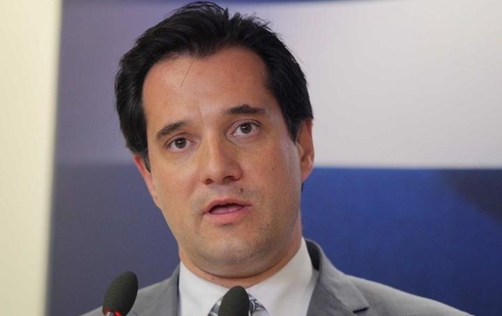 Γεωργιάδης: Αυξάνουν φόρους και δίνουν αυξήσεις στους δημόσιους υπαλλήλους...αίσχως!