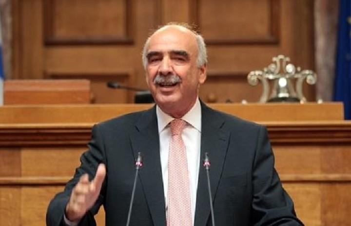 Μεϊμαράκης: Θεωρώ ότι η ΝΔ είναι ενωμένη