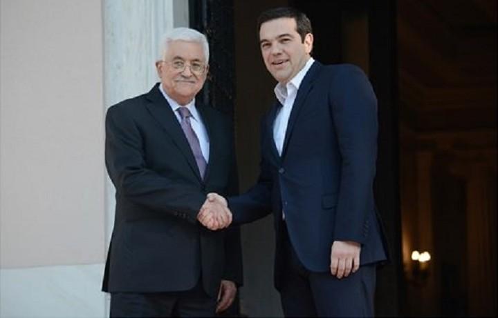 Τσίπρας: Η επίλυση του Παλαιστινιακού συνιστά «κλειδί» για την ασφάλεια της περιοχής