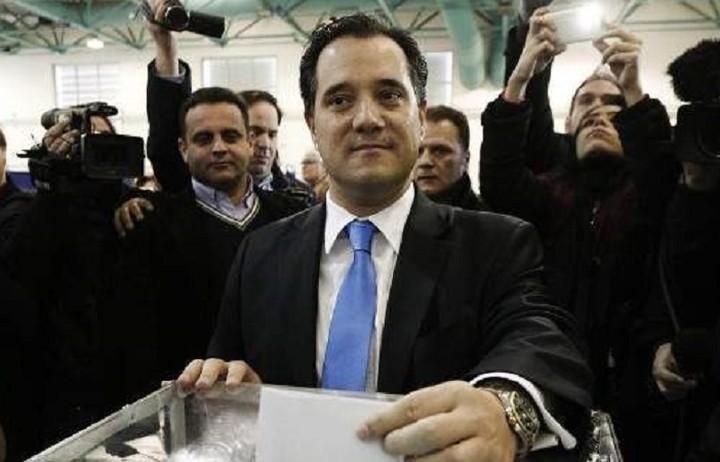 Γεωργιάδης: Στον β' γύρο θα ψηφίσω τον Κυριάκο Μητσοκτάκη