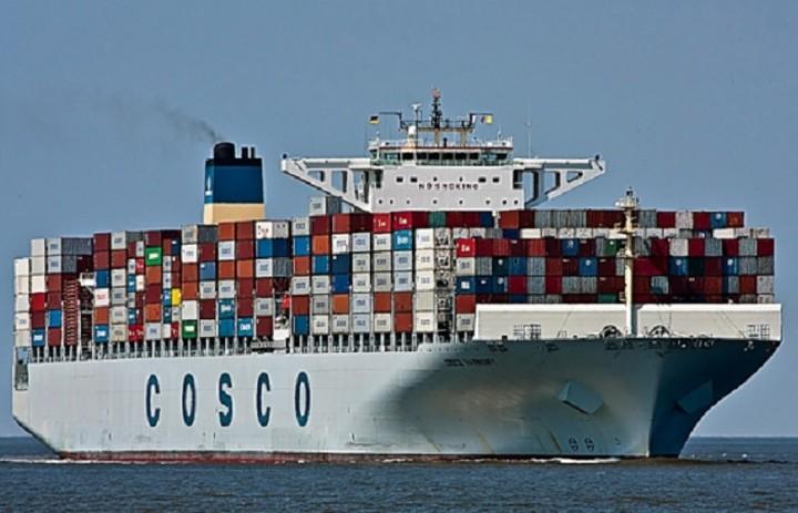 Η Cosco κατέθεσε δεσμευτική προσφορά για ΟΛΠ